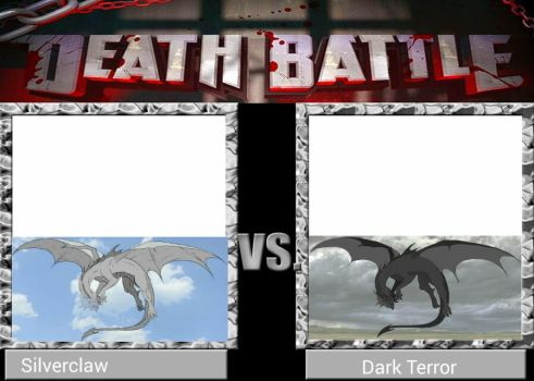 Death Battle #1 by the-silver-hero