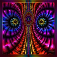 20151124-Fractaleyes~Rods+Cones~Tongue+Groove-v8 by quasihedron