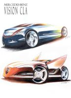 Mercedes-Benz by husseindesign