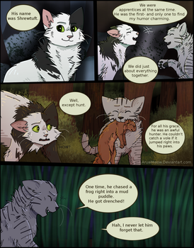 The Recruit- Pg 185 by ArualMeow