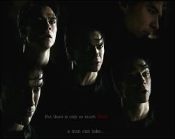 Damon Salvatore 10. by Sophiaroma