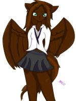 Oakheart Anthro version by gingagirl412