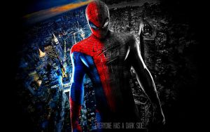 Amazing-spiderman-wallpaper by ThisIsHowIDew