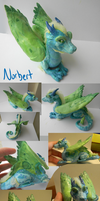 FR: OOAK Imp Norbert by The-masked-ottsel