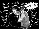 Doctor and Jamie by ChikKV