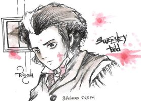 sweeney todd by TonSang