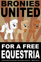 BRONIES UNITED by Tim-Kangaroo
