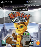 Ratchet and Clank cover remake by Gashu-Monsata