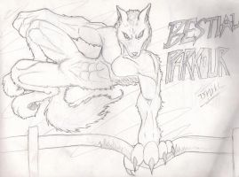 bestial parkour 1 by ganyita