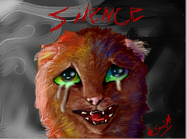 Silence by TheHomicidalPigeon