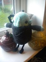 Nerk Doll FINISHED YAY by SciFiSeamstress