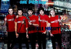 one direction up all night by Vpraveen
