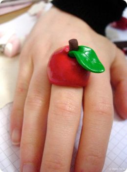 Ring - Apple Love by itrill
