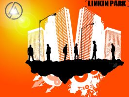 Linkin Park Color by Iron42