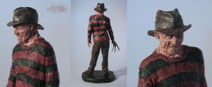 Freddy Krueger by 123samo