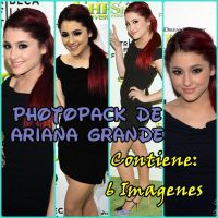 Photopack de Ariana Grande by Macaloverk3