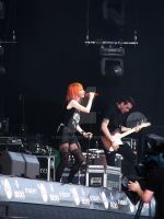 Rock Im Park 2013 - Paramore 3 by deadmizi