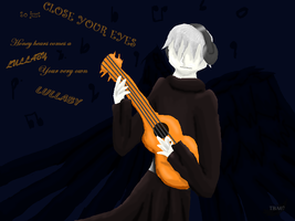 Your very own lullaby by TheBlackAngel07