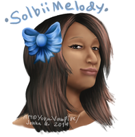 Realistic Attempt - SolbiiMelody by Yorulla