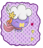 Fiorella the Drifloon by fuwante-chan
