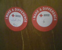 Donate Blood! Red Cross by Hannah2070