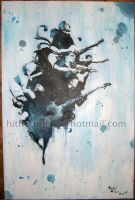 DMB painting commish by FalyneVarger