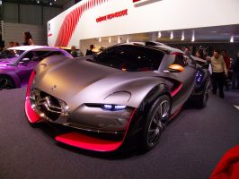 Geneva 2010: Citroen Survolt by randomlurker