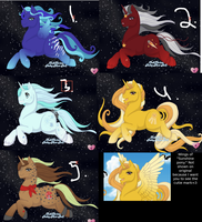 Element Themed MLP: closed by Aliyah-Adopt