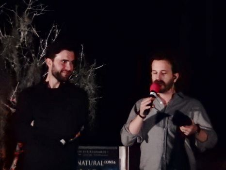 Gil McKinney and Richard Speight Jr. by mistylovesrocklee