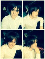 Eren Jaeger cosplay by AngelLust155