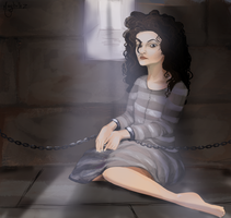 Bellatrix Lestrange - Azkaban by Maybellez