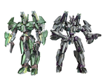 Battle Bot 02 PNG Stock by Roys-Art