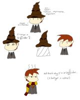 Sorting hat Colored by searas