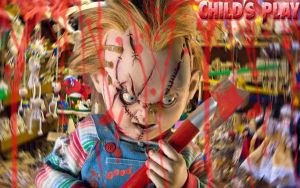 Chucky's Cutting Prices by michello1976