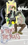If Thems the Rules by youlightthesky