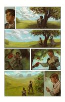 Clockwork Angels Issue 1 Page 3 by NickRoblesArt