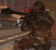 Other RVB ODST Like Trooper by WolfSniper727