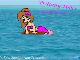 Brittany is little mermaid by brittanyandalvin