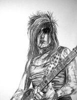 Jake Pitts Sketch by catherine51892