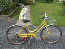 Derpy and the Bicycle 1 by EratosofCyrene