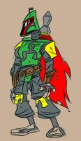 Boba Fett by Gabe by hugbees