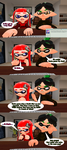 Ask the Splat Fighters #86 by Madcatmk6
