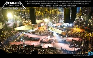 Metallica World Magnetic Tour by kennethac