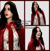 PACK PNG KATY PERRY VAMPIRE by SuperBassPngs2