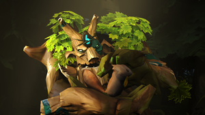 Treant Protector by SzotyMAG