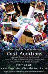 LS audition flyer by IronNezumi