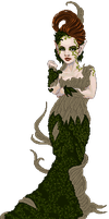 Ash Tree Dryad by Ashuri