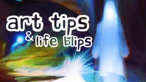 Art Tips + Life Blips: Mistakes by HowlSeage