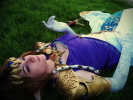 Princess Zelda by Fraulein-Mao