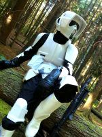 Endor scout by burningdreams76
